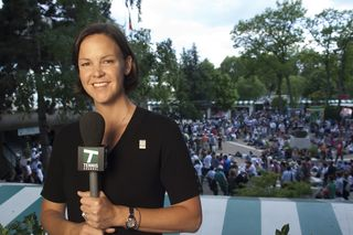 Lindsay Davenport, French Open
