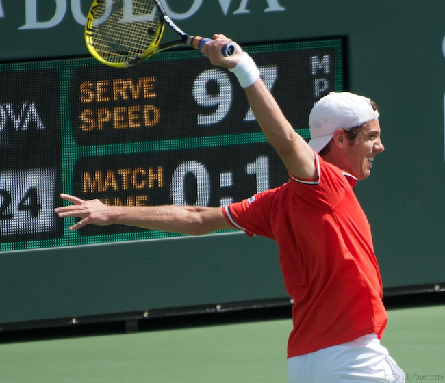 Richard Gasquet backhand speed ©jfawcette