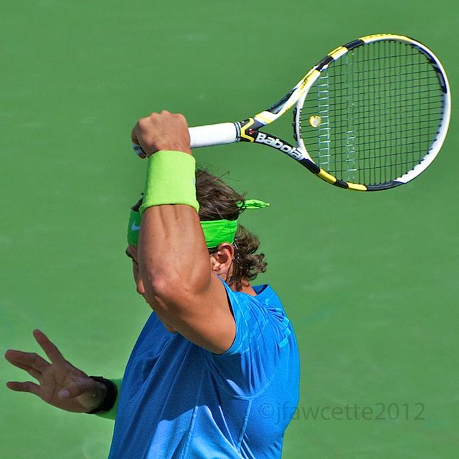 Rafael Nadal ©jfawcette