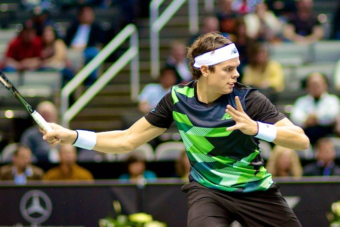 Raonic Forehand Back Close_SAP13